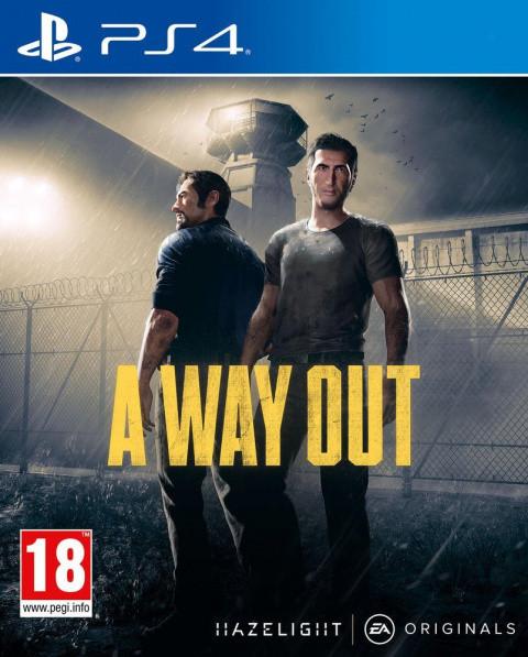 A Way Out sur PS4