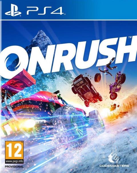 Onrush sur PS4
