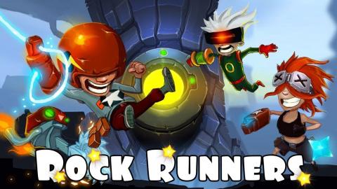 Rock Runners sur iOS
