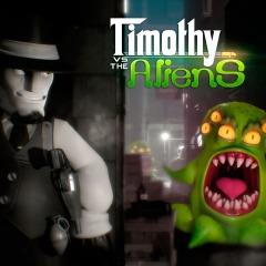 Timothy vs the Aliens sur PS4