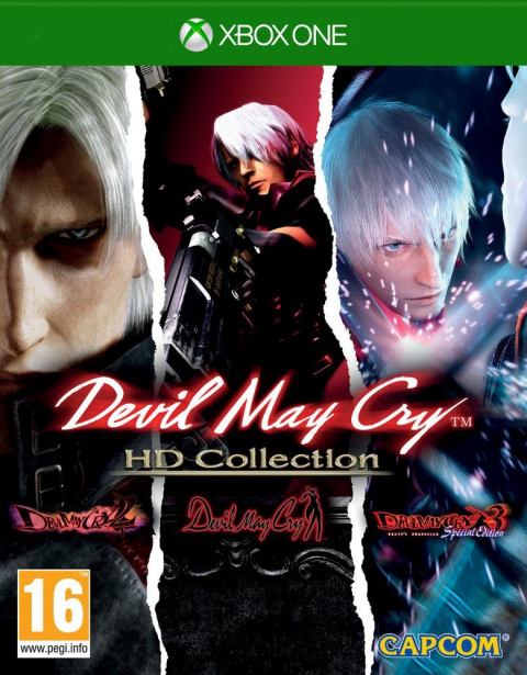 Devil May Cry HD Collection sur ONE