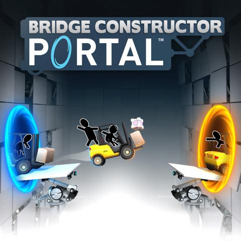 Bridge Constructor Portal sur ONE