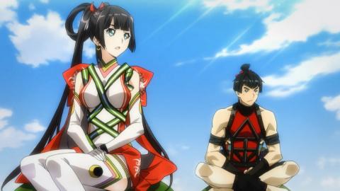 God Wars : The Complete Legend prend date au Japon