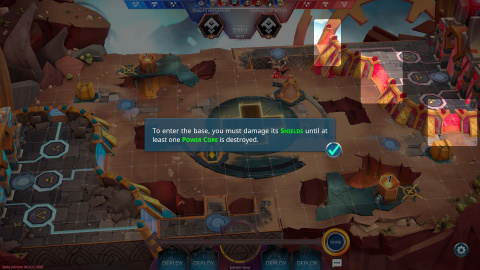 Insidia : Un tactical compétitif soigné qui manque de profondeur