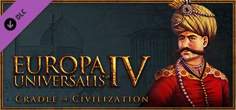 Europa Universalis IV : Cradle of Civilization