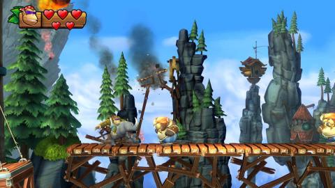 Donkey Kong Country Tropical Freeze : Un portage qui fait le travail
