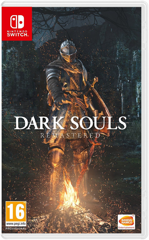 Dark Souls Remastered sur Switch