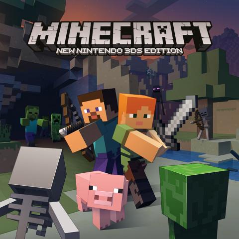 Minecraft sur New 3DS
