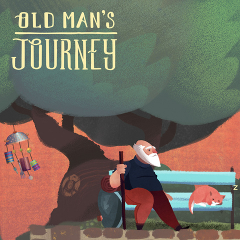 Old Man's Journey sur Switch