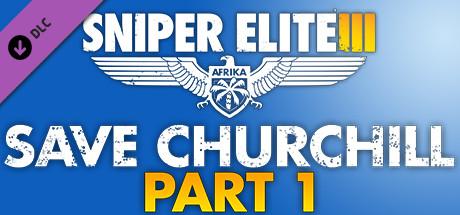 Sniper Elite III : Save Churchill : Part 1 – In Shadows sur ONE