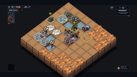 Into the Breach se fraye un chemin sur Mac