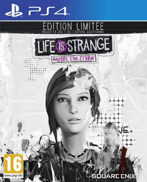 Life is Strange Before the Storm sur PS4