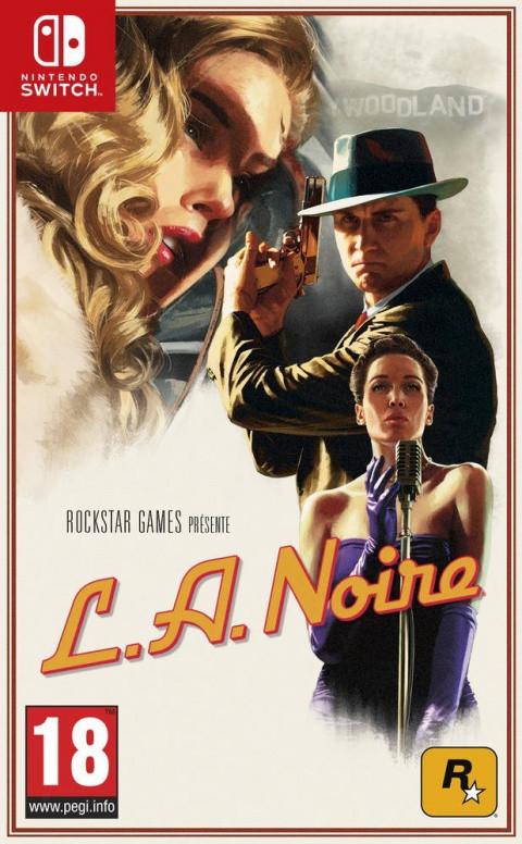 L.A. Noire sur Switch