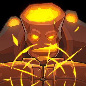 Golem Rage sur iOS
