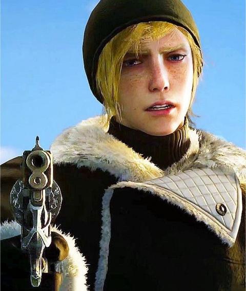 Final Fantasy XV - Episode Prompto