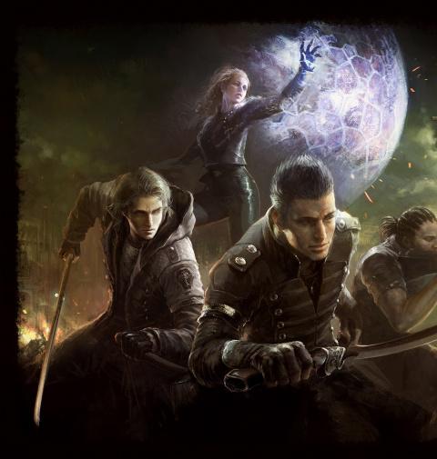 Final Fantasy XV - Frères d'Armes sur PS4
