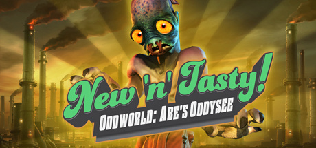 Oddworld : New 'n' Tasty ! sur Shield TV
