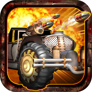 Steampunk Racing 3D sur Android