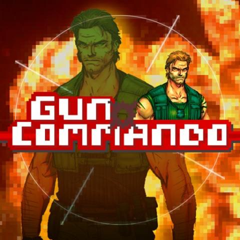 Gun Commando sur Vita
