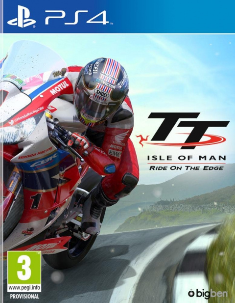TT Isle of Man sur PS4