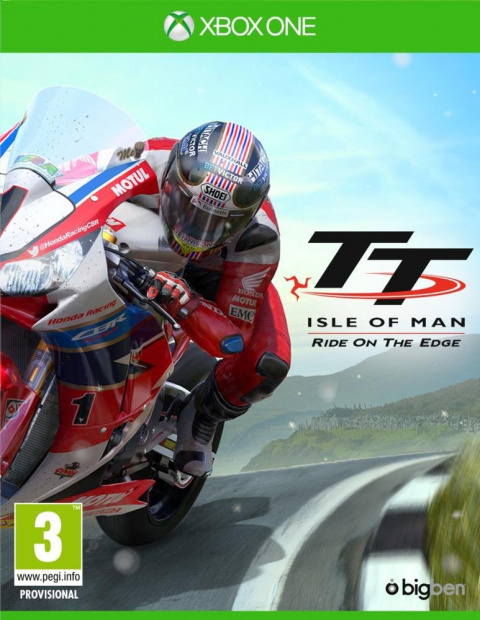 TT Isle of Man sur ONE