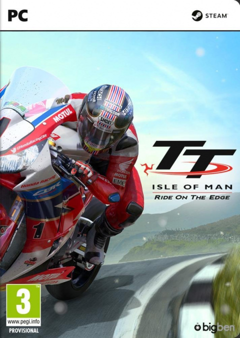 TT Isle of Man sur PC