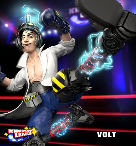 Knockout League débarque cette semaine sur le PS VR
