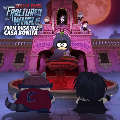 South Park : L'Annale du Destin - Une nuit à la Casa Bonita sur ONE