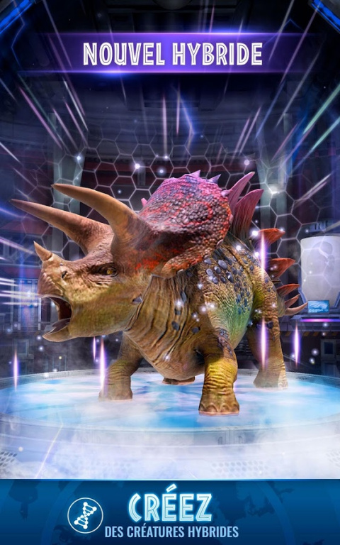 Jurassic World Alive : ils débarquent dans notre monde !