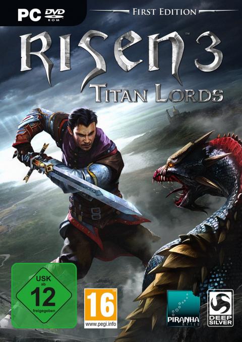 Risen 3 : Titan Lords sur PC