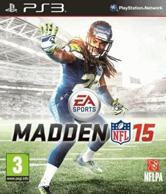 Madden NFL 15 sur PS3