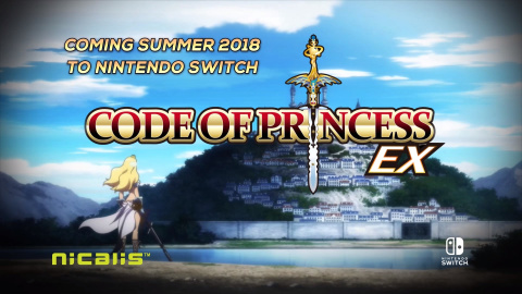 Code of Princess EX sur Switch