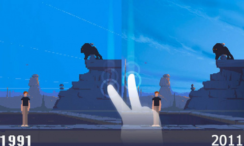 Another World : Une sortie fin avril sur Switch