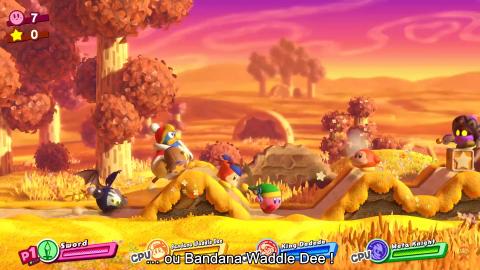 Nintendo Direct : Les ennemis jouables dans Kirby Star Allies