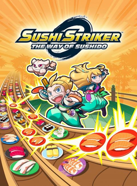 Sushi Striker : The Way of Sushido sur Switch