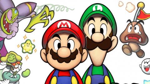 Mario & Luigi : Voyage au centre de Bowser + L'épopée de Bowser Jr sur 3DS