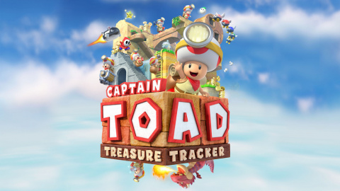 Captain Toad Treasure Tracker sur 3DS