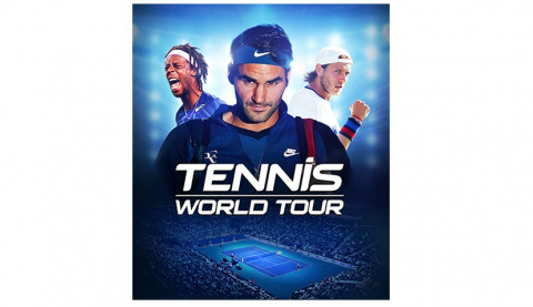 Tennis World Tour sera disponible en mai 2018