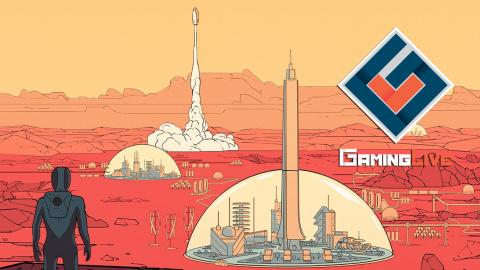 Surviving Mars : un bac à sable intéressant mais répétitif