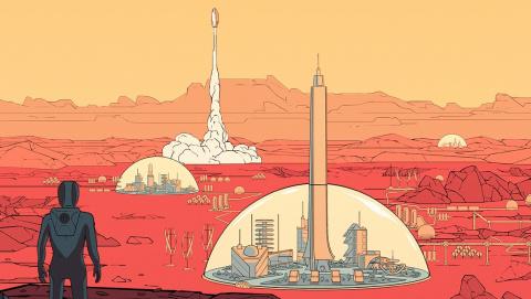 Surviving Mars : un challenge réel mais redondant
