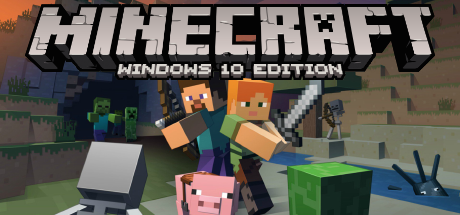 Minecraft Windows 10 Edition sur PC