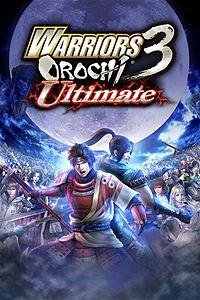 Warriors Orochi 3 Ultimate sur Vita