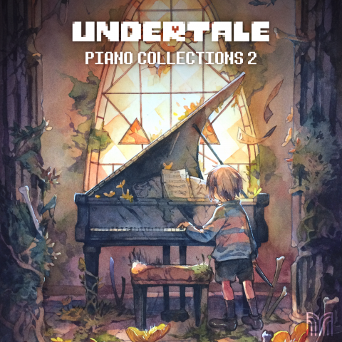La Undertale Piano Collection 2 est disponible