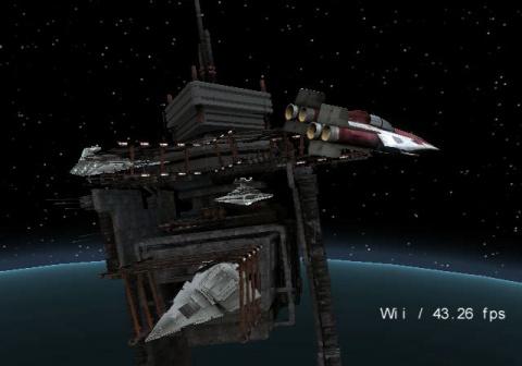 Star Wars Battlefront III : Des images d'une version Wii dévoilées