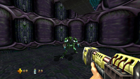 Turok 2 : Seeds of Evil Remastered, le poids des âges farouches
