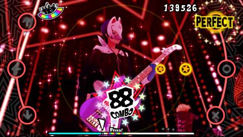 Persona 3 et Persona 5 Dancing dévoilent de nombreux visuels