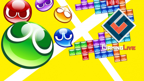 Puyo Puyo Tetris PC : 87 et Anagund s'affrontent