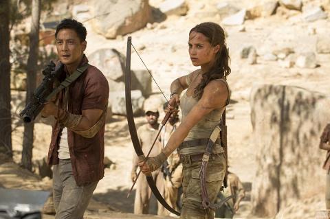 Critique Tomb Raider : A tomber raide ?