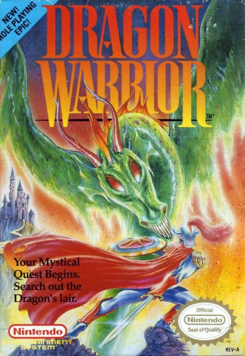 Dragon Quest sur Android