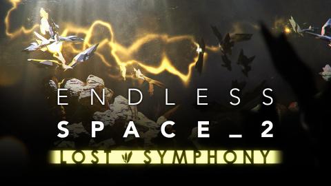 Endless Space 2 : Les packs de contenus Untold Tales et Lost Symphony font une sortie surprise